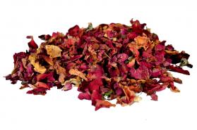 Extract din petale de trandafiri