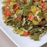 Amestec de legume deshidratate