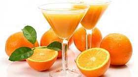 Suc concentrat de portocale