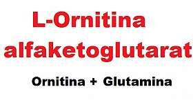L-Ornitina alfaketoglutarat