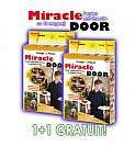 Miracle Door - 2 perdele anti-insecte