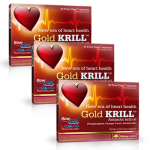 Gold Krill 3 x 30 cps