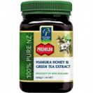 Miere Manuka Premium cu extact de ceai verde 500g