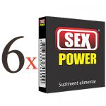 Sex Power 6 capsule